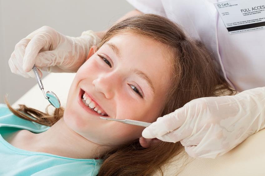 Erster Termin Kinder Zahnarztpraxis München
